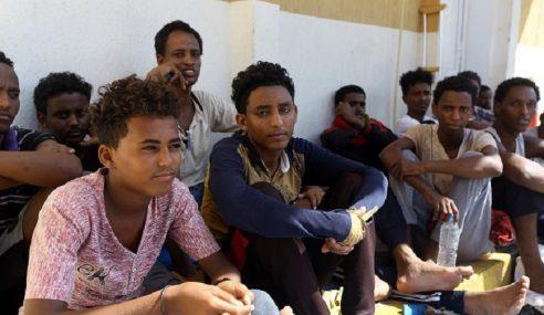 Algeria: 93 Kanak-Kanak Mangsa Pemerdagangan Manusia Diselamatkan