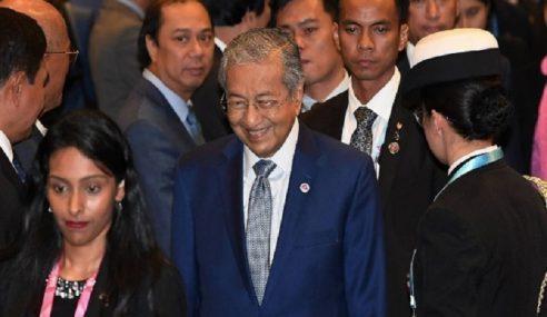 PM Ketuai Delegasi Ke Sidang Kemuncak APEC