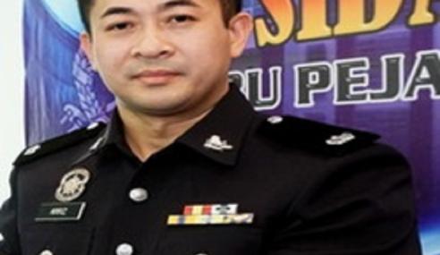 Penjawat Awam Ditahan Disyaki Edar Dadah Di Pendang
