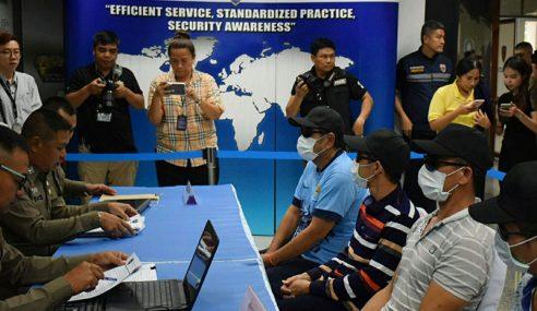 Polis Thai Berkas Rakyat Malaysia Disyaki Tipu