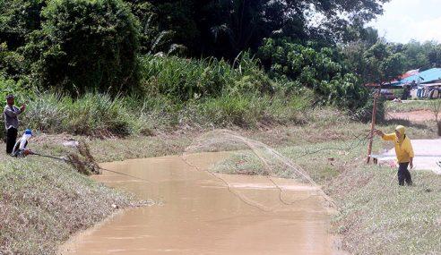 Mangsa Banjir Di Alor Gajah Menurun Kepada 274 Orang