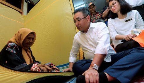 Mangsa Banjir Di Melaka Meningkat Kepada 1,081 Orang
