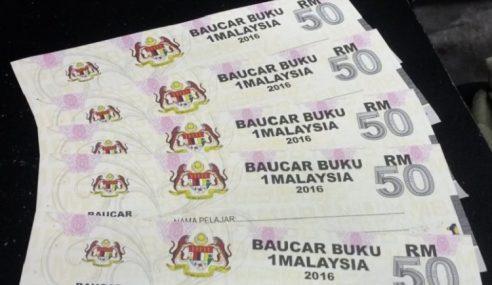 Najib Sindir 'U-Turn' PH Terus Baucar Buku