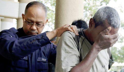 Buruh Mengaku Tidak Bersalah Liwat Rakan Tahanan