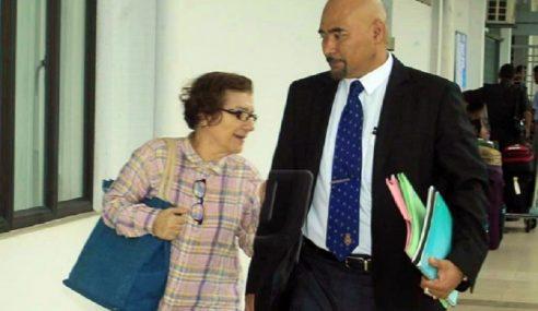 Isteri Bekas Atase Kedutaan Turki Didenda