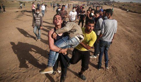 Malaysia Suarakan Rasa Prihatin Keadaan Di Gaza