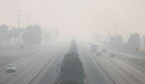 Pencemaran Udara Pendekkan Umur Hampir Dua Tahun