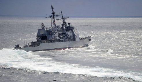 Isu Laut: China Marah, Bertegas Dengan AS