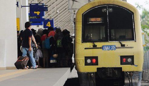 KTMB Akan Perkenal Aplikasi Jadual Perjalanan Tren