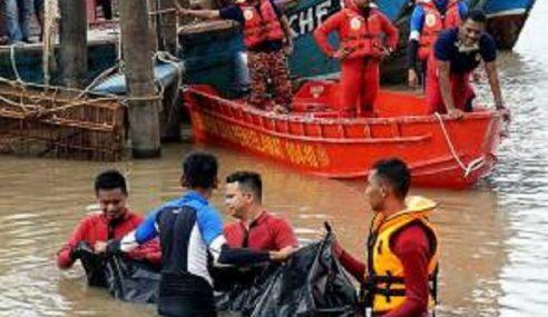 Lelaki Lemas Selepas Terjun Ke Laut Semasa Operasi Polis