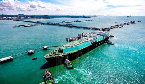 Petronas Selesai Bekalkan LNG Pertama Di RGTP