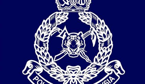 Anggota Polis Maut Kereta Dinaiki Berlanggar Lori