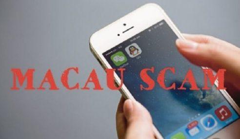 Doktor Mangsa Penipuan Macau Scam