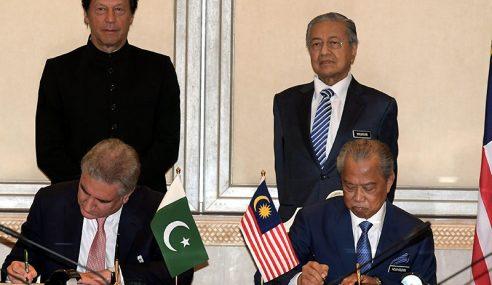 Malaysia, Pakistan Bincang Isu Bersama