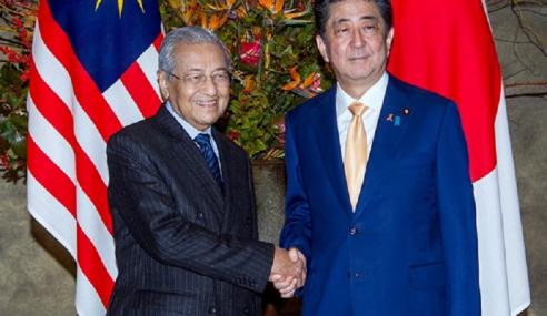 Hubungan Malaysia-Jepun Kini Berada Pada Kedudukan Paling Kukuh