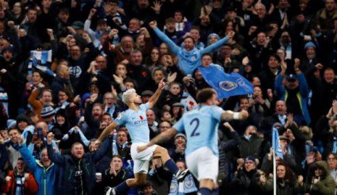City Kembali Ke Puncak Liga Selepas Tewaskan United 3-1