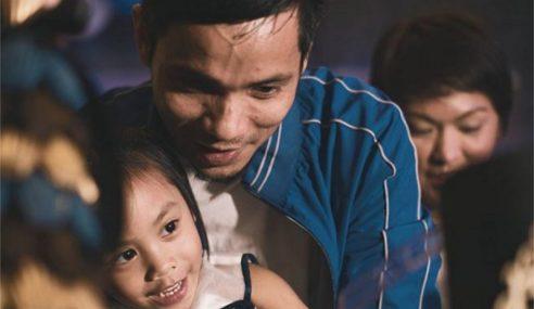 Tunai Umrah, Mark Mahu Berdoa Dikurnia Anak
