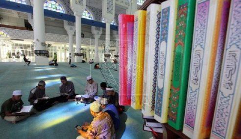 Masjid Perlu Kreatif Tarik Golongan Muda