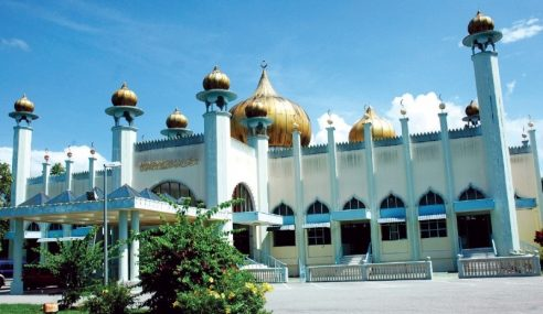 Masjid Digesa Tidak Hanya Berharap Kepada Derma
