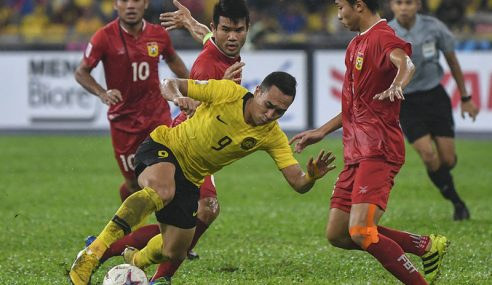 Piala AFF Suzuki 2018: Malaysia Tewaskan Laos 3-1