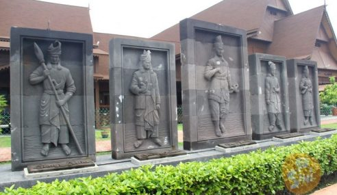 Peninggalan Sejarah Melaka Legasi Luar Biasa