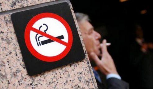 Merokok Di Kawasan DUN Boleh Dikenakan Tindakan