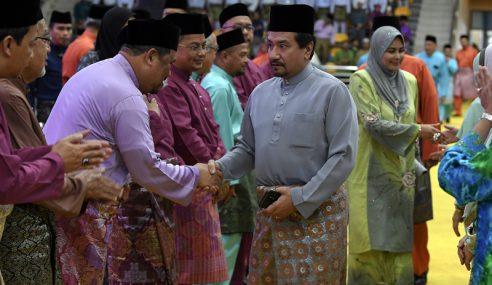 Sultan Terengganu Seru Muslim Amal Islam Sebenar