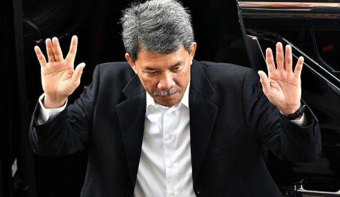 Mohamad Fail Rayuan Keputusan PRU14 DUN Rantau