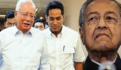 Najib, KJ Nafi Tohmahan Mahathir Konon 'Pancing' PH