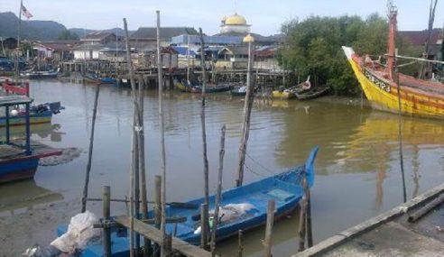 Nelayan Pantai Di Perlis Lega Subsidi Diteruskan