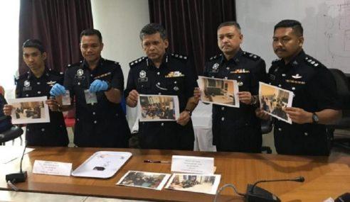 45 Individu Ditahan Terlibat Pesta Seks, Dadah