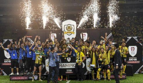Piala Malaysia Akan Dipersembah Kepada Sultan Perak