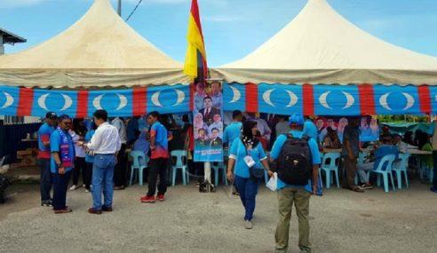 Pemilihan PKR Di 7 Cabang Jalan Lancar