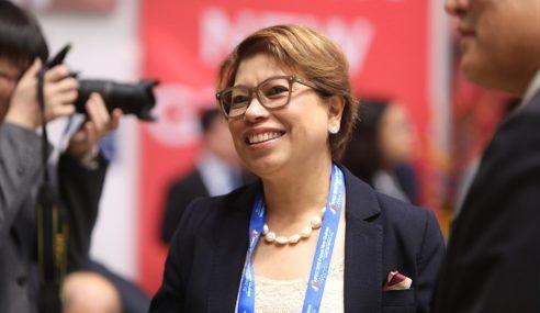 Pelantikan Rebecca Jadi Rahmat Bagi Malaysia