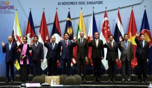 PM Adakan Pertemuan Dengan 3 Rakan Sejawatan