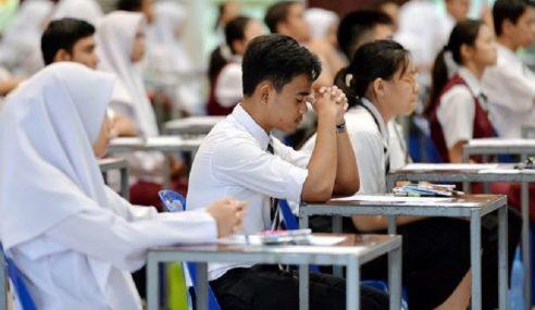 40,381 Calon Duduki SPM Di Sabah Bermula Selasa Ini