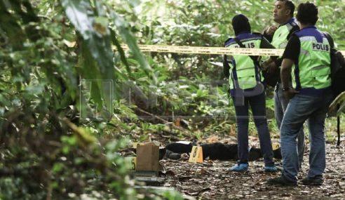 Polis Tembak Mati 3 Warga Asing Pecah Rumah