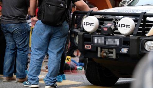 Cuba Serang Polis, Lelaki Ditembak Maut Dekat Komtar