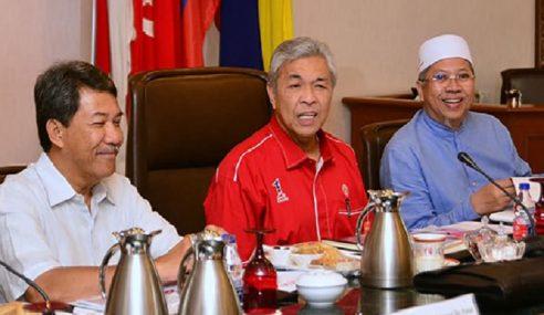 Zahid Umum Lepas Tugas Presiden UMNO