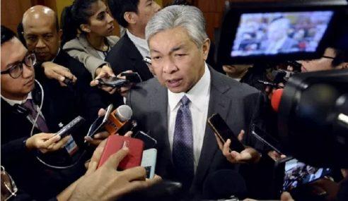 BN Belum Terima Permohonan Rasmi MCA Keluar Parti