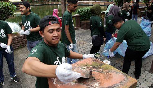 """Zoo Johor Berusia 36 Tahun Kini """"Berwajah Baharu"""""""