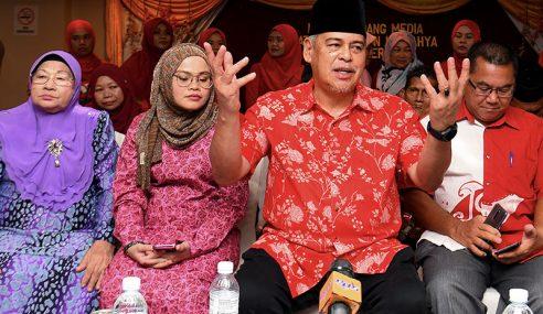Bekas ADUN Sekong Umum Keluar UMNO