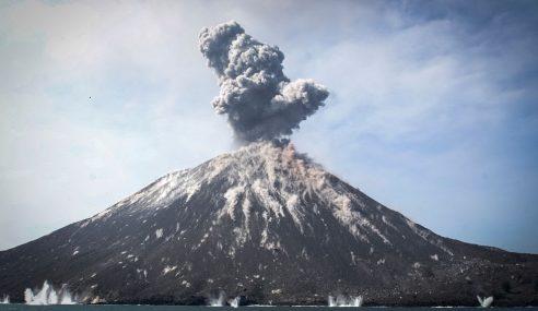 Tsunami Selat Sunda, Kematian Meningkat 373, Cedera 1,459