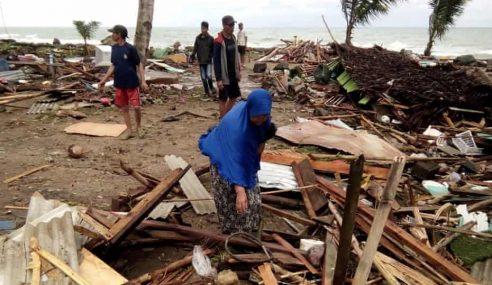 Tsunami Berlaku Pantas Akibat Runtuhan Bawah Laut
