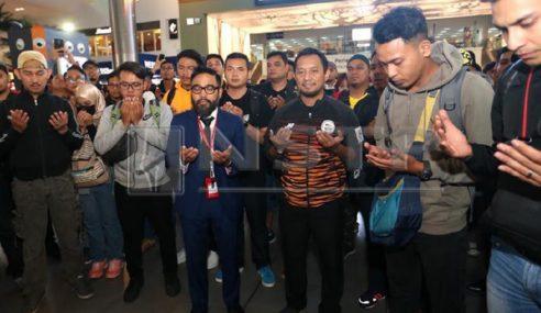 AirAsia 'Terbangkan' Harimau Malaya Ke Bangkok