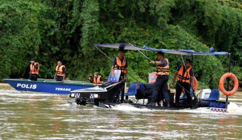 Jumlah Penduduk Terjejas Banjir Meningkat Di Terengganu Pagi Ini
