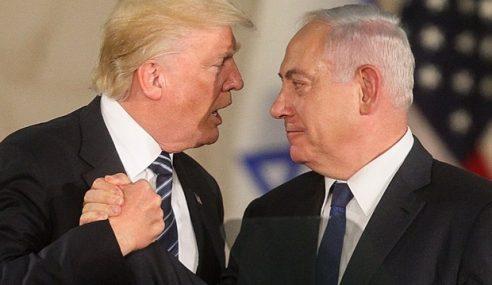 Pengunduran Tentera AS: Israel Teruskan Serangan Iran