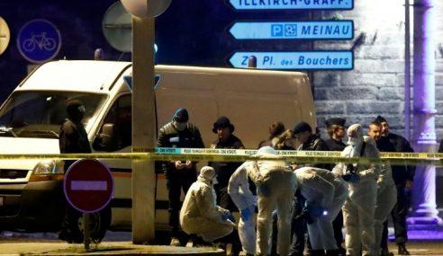 Suspek Utama Serangan Di Strasbourg Mati Ditembak