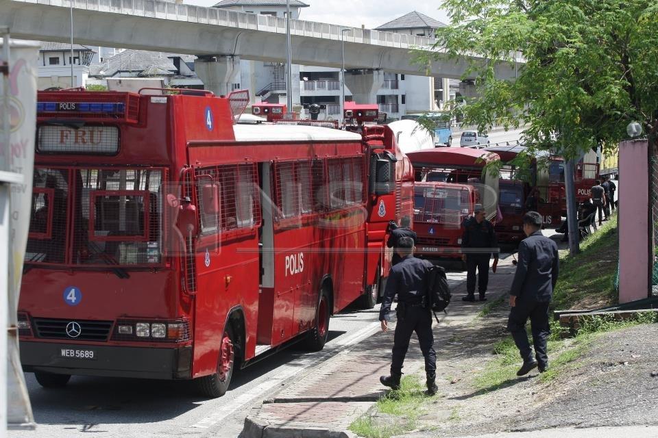 Bomba Perlu Prosedur Hadapi Rusuhan, Babitkan Pengawasan Polis