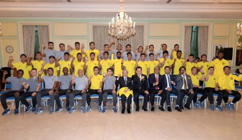 Harimau Malaya Tekad Muncul Juara Piala AFF Suzuki